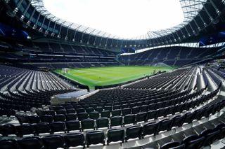 Tottenham Hotspur v Watford – Premier League – Tottenham Hotspur Stadium