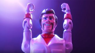 Keanu Reeves' Toy Story 4 character Duke Caboom