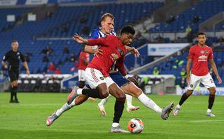Brighton & Hove Albion v Manchester United – Premier League – AMEX Stadium