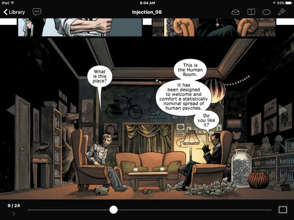 Best Comic Book Apps 2019 - Free Readers for iPad, iPhone