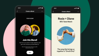 How to use Spotify Blend