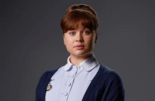 Nancy Corrigan in Call the Midwife