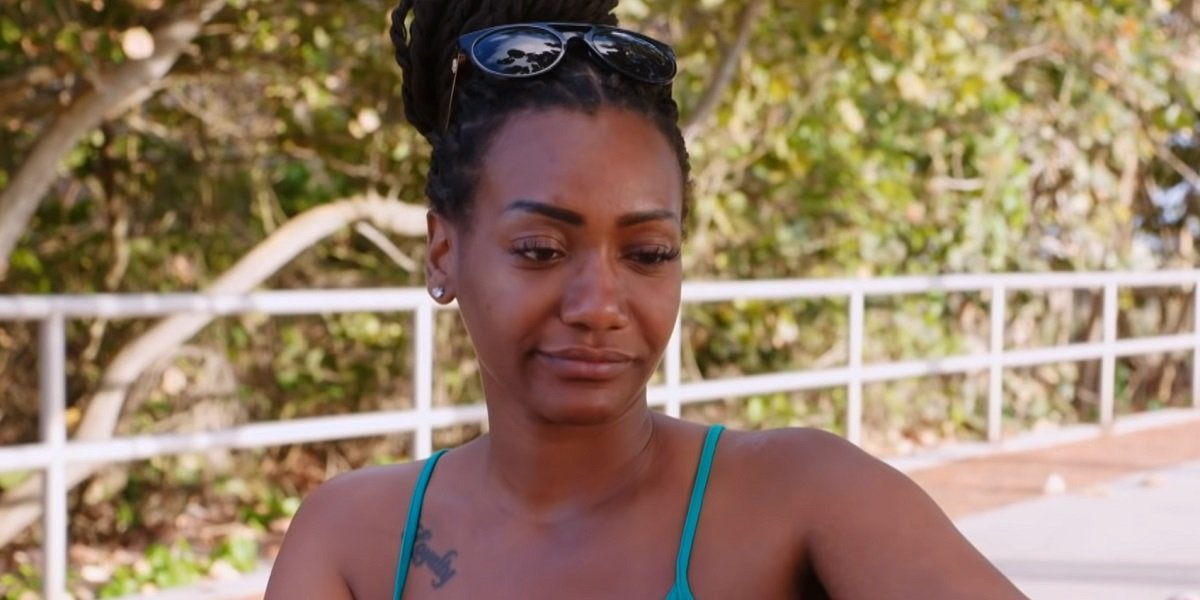 Brittany Banks 90 Day Fiance: The Other Way TLC