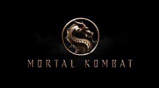 Mortal Kombat film reboot logo.