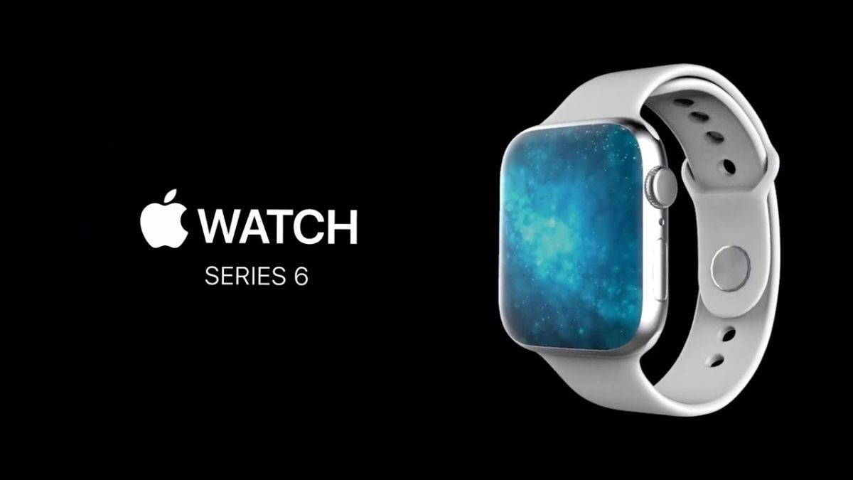 This definitely isn't the Apple Watch 6, but it is a gorgeous fan-made concept - TechRadar South Africa