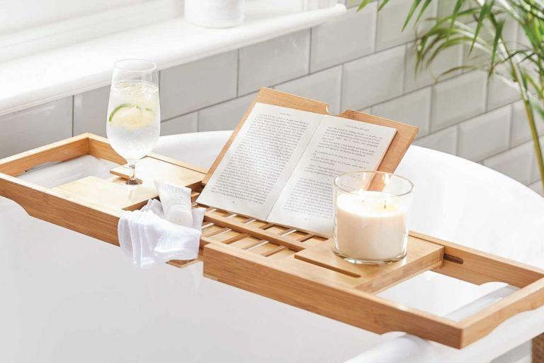 bath tray from aldi