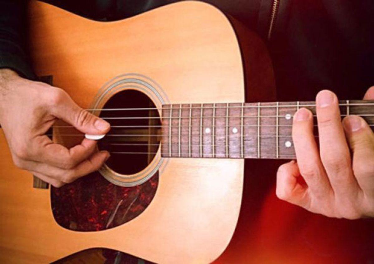 Acoustic Guitar Strumming Patterns