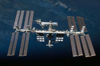 Space Station Wins Prestigious Collier Trophy