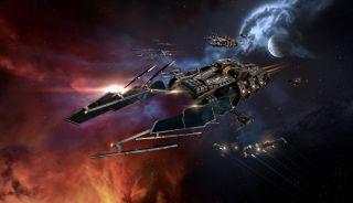 EVE Online fleet