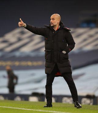 Manchester City v Crystal Palace – Premier League – Etihad Stadium