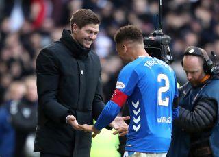 Rangers v Celtic – Ladbrokes Scottish Premiership – Ibrox Stadium