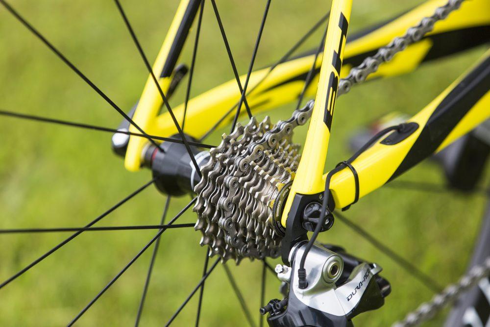 thomas voeckler BH ultraleicht evo tour de frankreich fahrrad shimano dura-ace di2 kassettenkette 11-23t