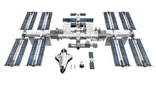 Lego International Space Station ISS