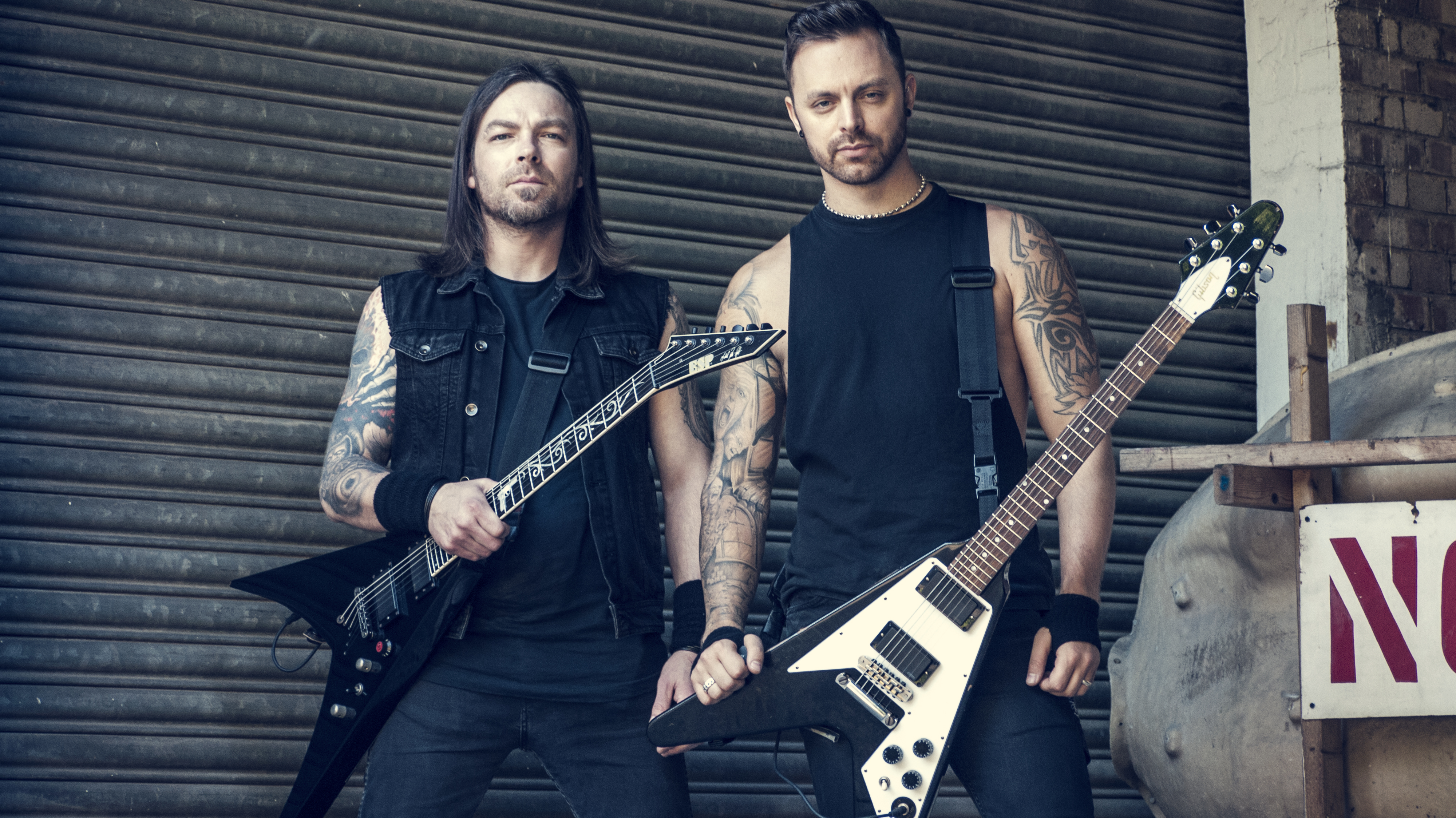 Bullet For My Valentine Discuss The Anger That Fuels Their New Album