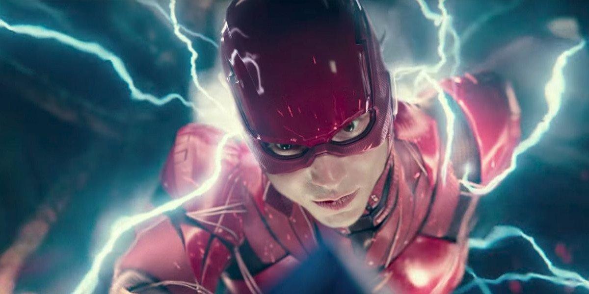 The Flash Movie Concept Art Reveals New Suit