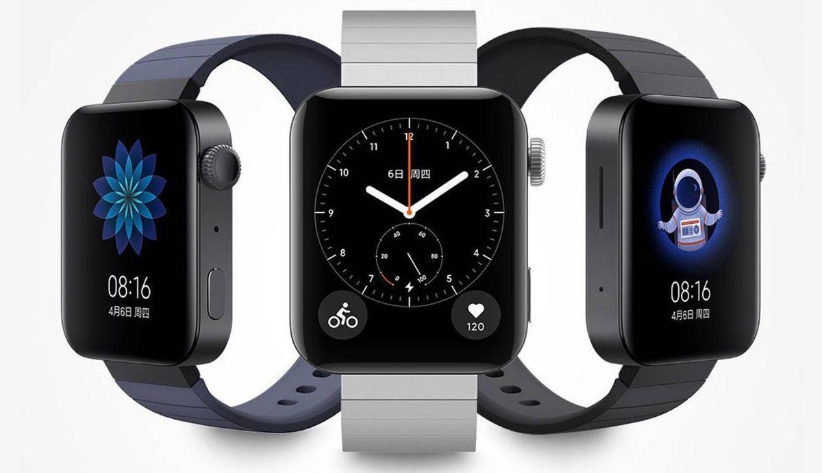 Xiaomi Mi Watch is a $185 Apple Watch clone with better specs