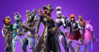 A promo shot for Fortnite