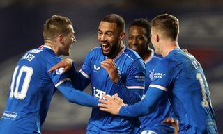 Rangers v Motherwell – Scottish Premiership – Ibrox