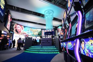 XL Video LED for ICE Gaming Exhibition