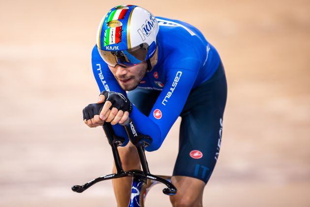 Filippo Ganna takes individual pursuit world title - Cycling Weekly
