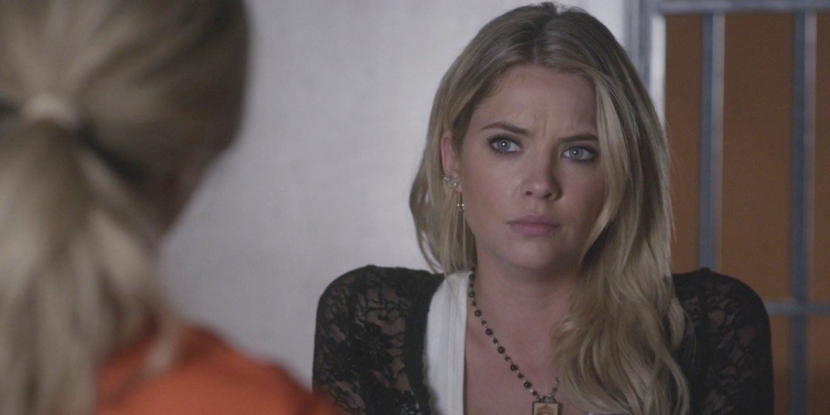 Ashley Benson as Hanna in Pretty Little Liars