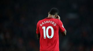 Marcus Rashford Man Utd England