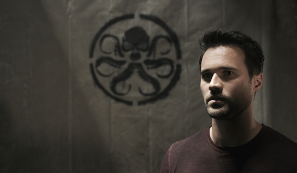 Agents of SHIELD Grant Ward