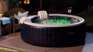 Target's cheap inflatable hot tub deals make it easy to relax this Prime Day