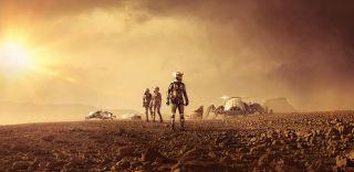 Nat Geo 'Mars'