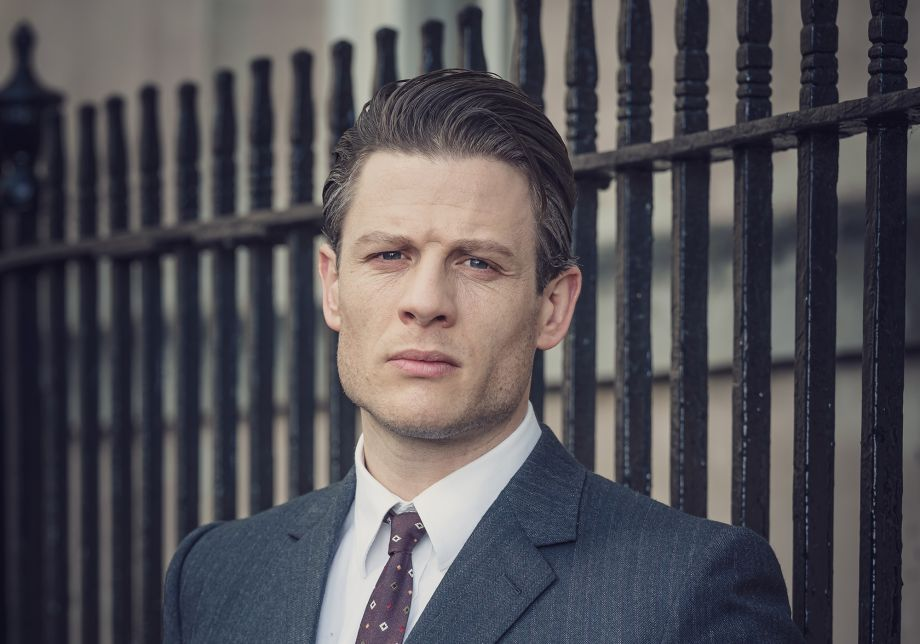 James Norton in The Trial of Christine Keeler
