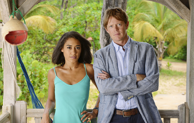 kris marshall in Death in Paradise