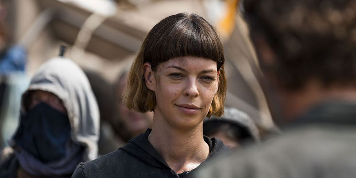 Jadis in Seasons 7 and 8 of The Walking Dead.