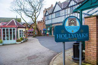 Hollyoaks generic village