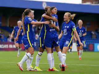 Chelsea v Everton – FA Women's Super League – Kingsmeadow