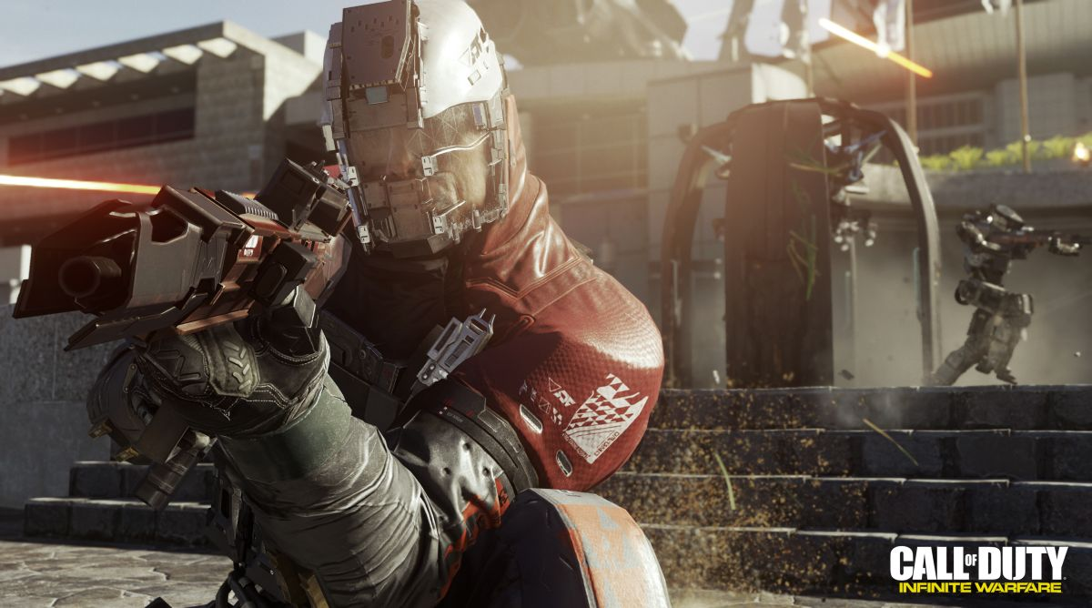 Infinite Warfare's trailer got so many dislikes Activision had to answer questions about it