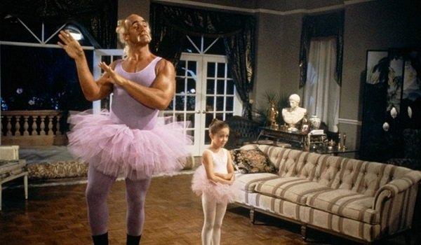 Mr. Nanny Hulk Hogan