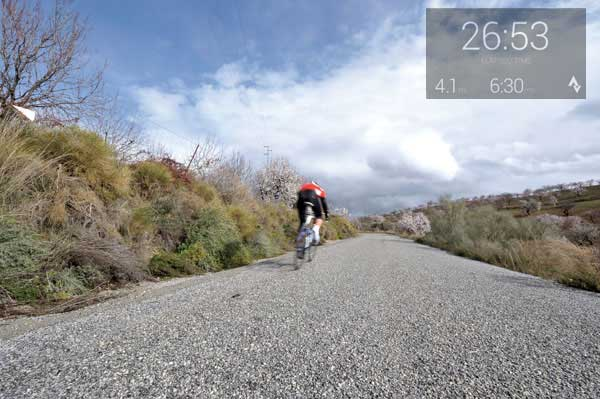 Strava: one of the first apps on Google Glass