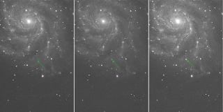Type Ia Supernova PTF 11kly
