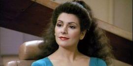 Star Trek: The Next Generation's Marina Sirtis Recalls Punching A Fan During Rude Encounter