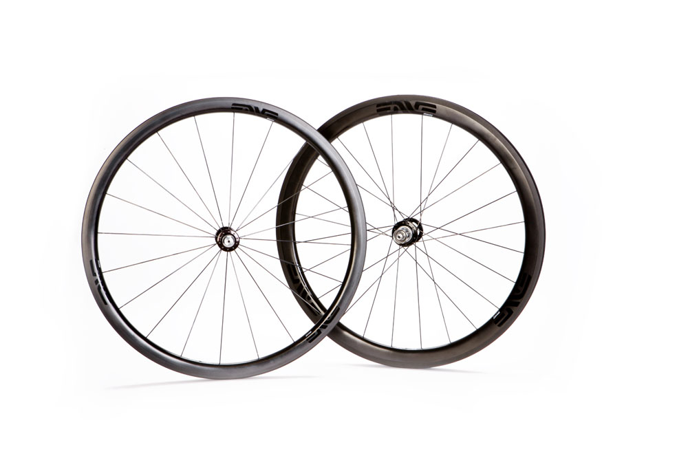 bcdde7a48b7 Enve s wheelsets have an outstanding reputation – their rims have been  windtunnel tested in collaboration with aero guru Simon Smart.