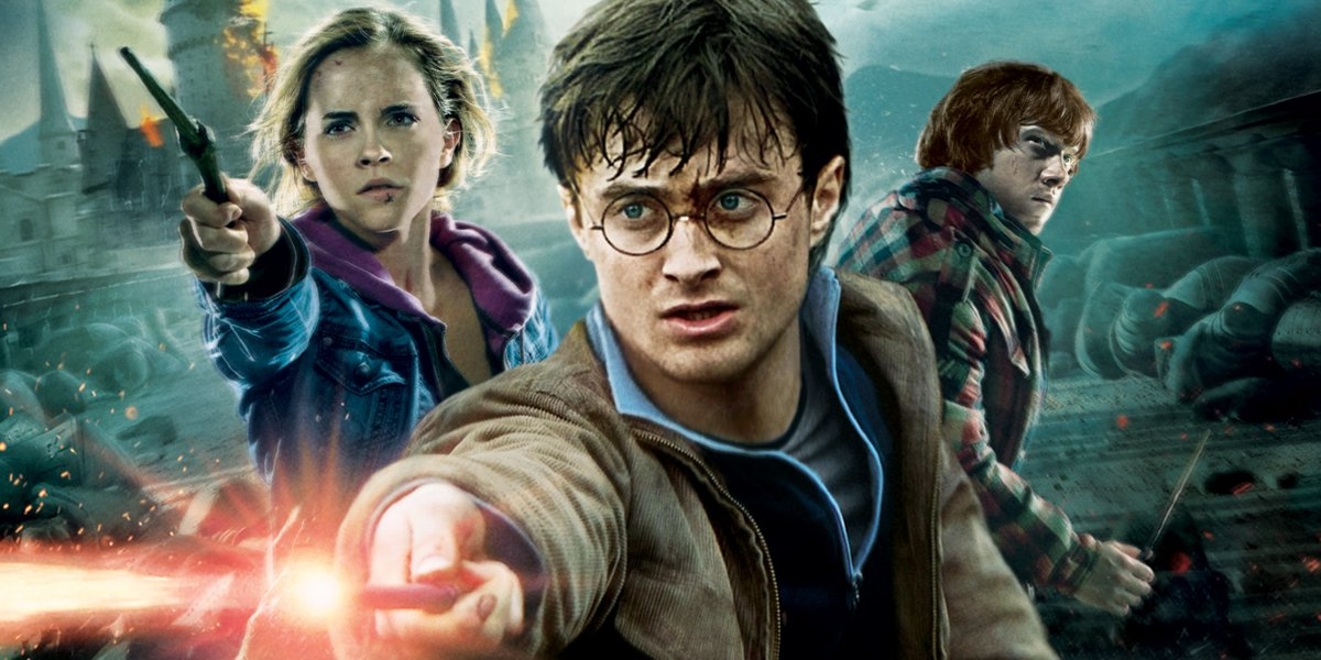 Harry Potter 8 Streaming