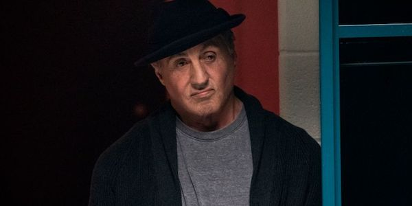 Sylvester Stallone as Rocky Balboa in Creed II