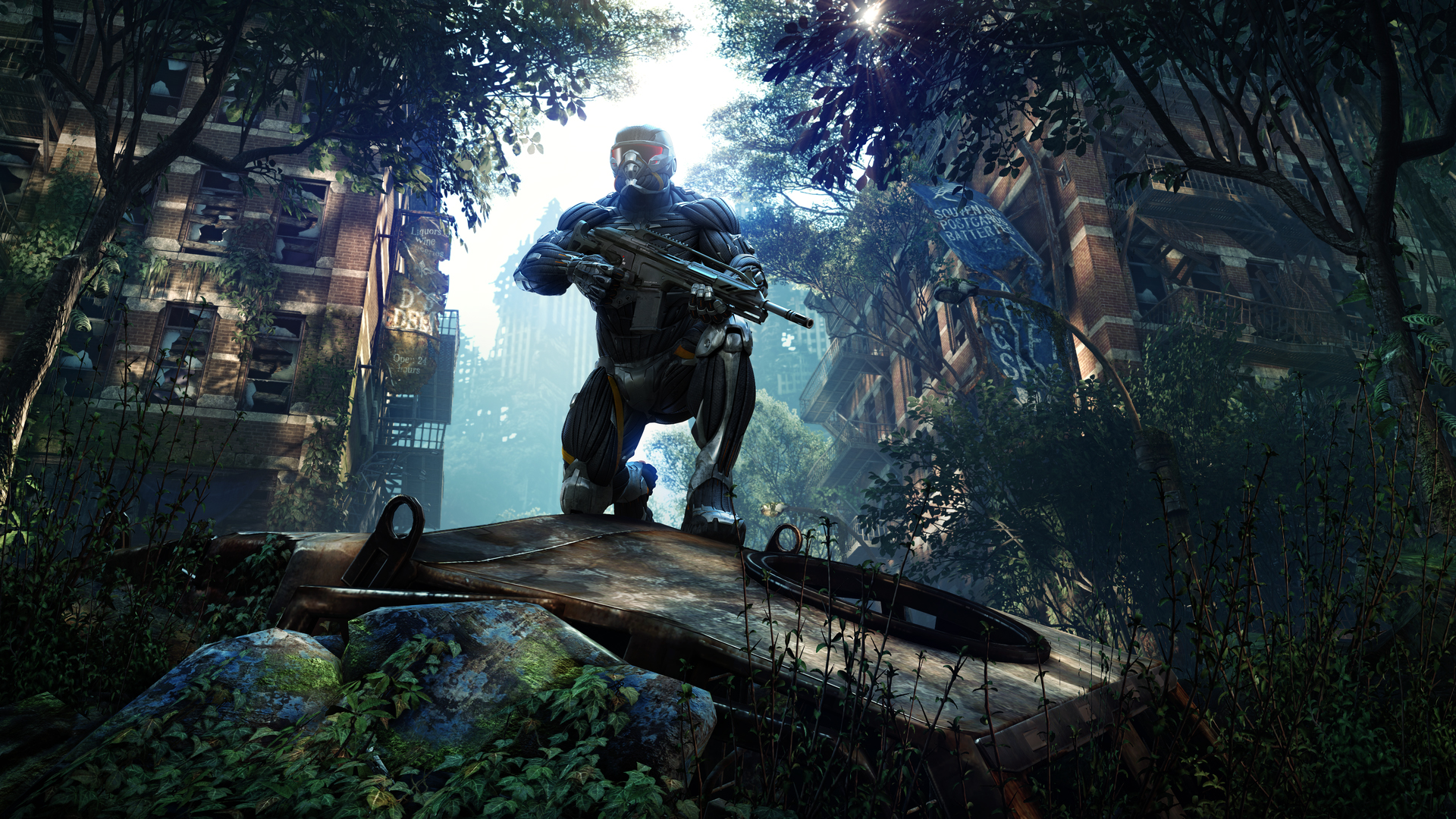With Rumours Of A Crysis Return We Need The Machine Melting Fps