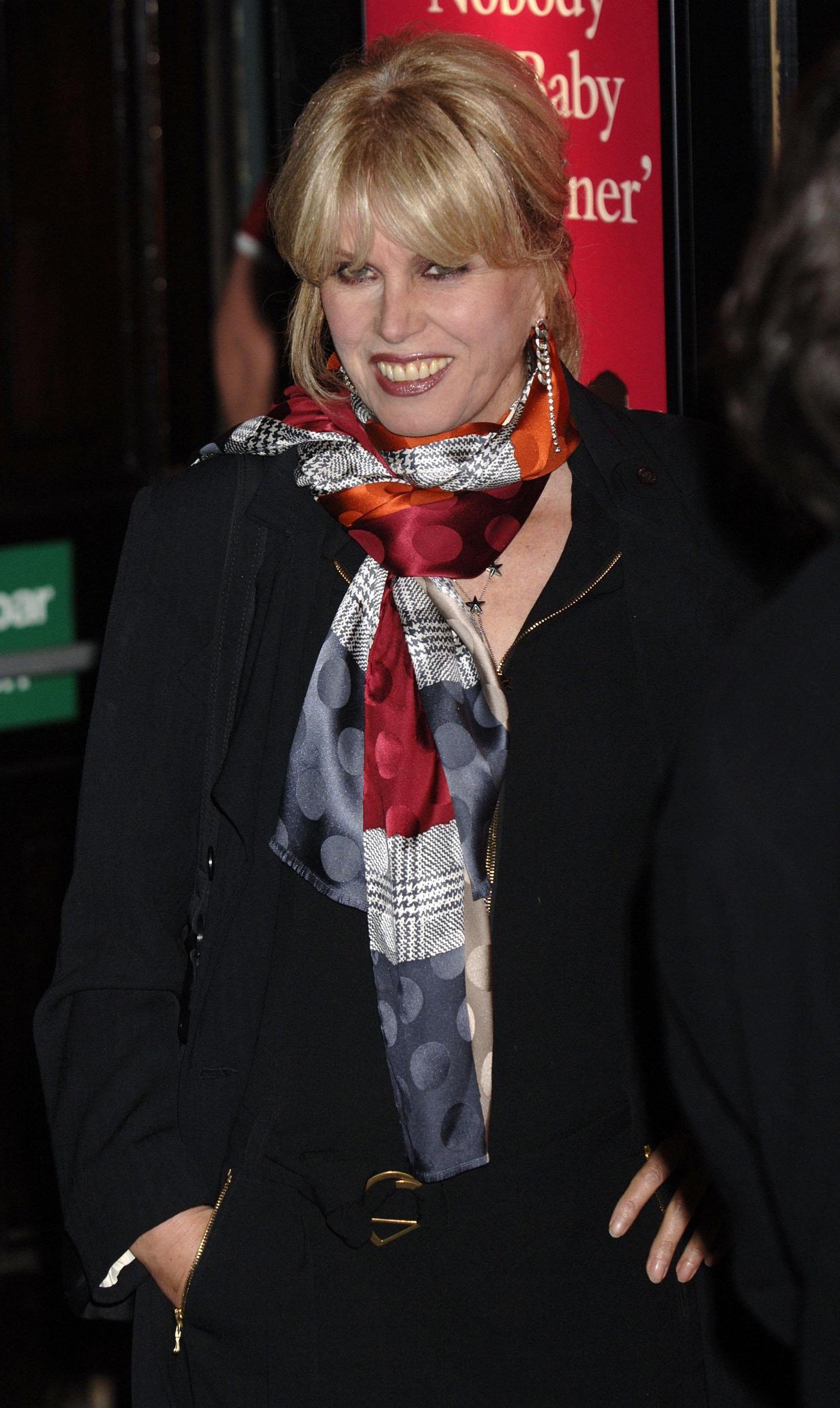Joanna Lumley: How I battled depression