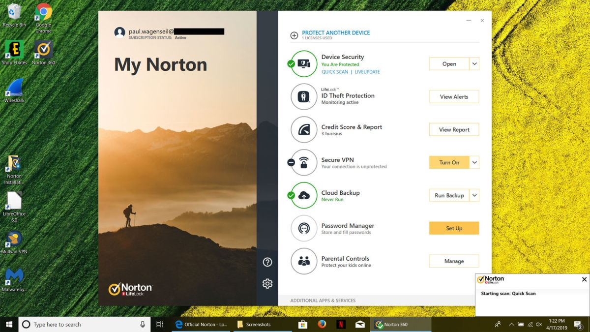 Norton 2019 Review - Norton AntiVirus Plus, Norton 360