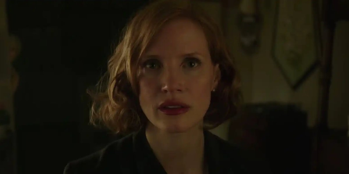 Jessica Chastain in It: Chapter Two