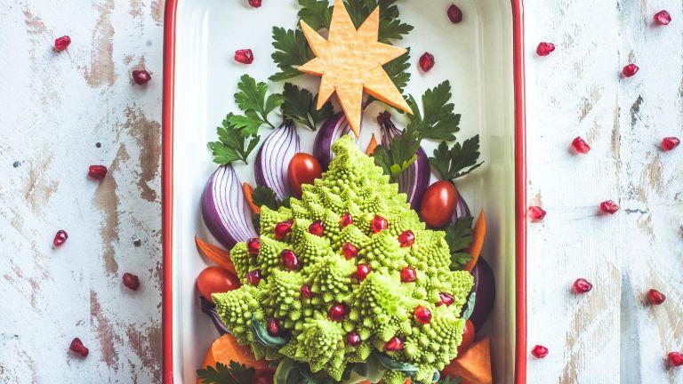 vegetarian christmas