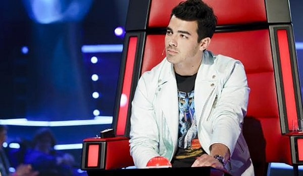 Joe Jonas The Voice NBC