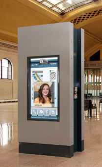 Tightrope and Nexistant Partner for Digital Signage and Virtual Attendant Solution