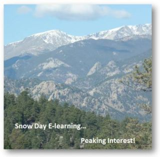 Online Learning for Inclement Weather: 25 Ideas and a Free Webinar
